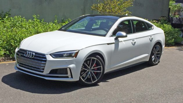 2018 Audi A5 And S5 Sportback Test Drive Our Auto Expert