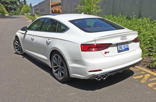 Audi S5 LSRW