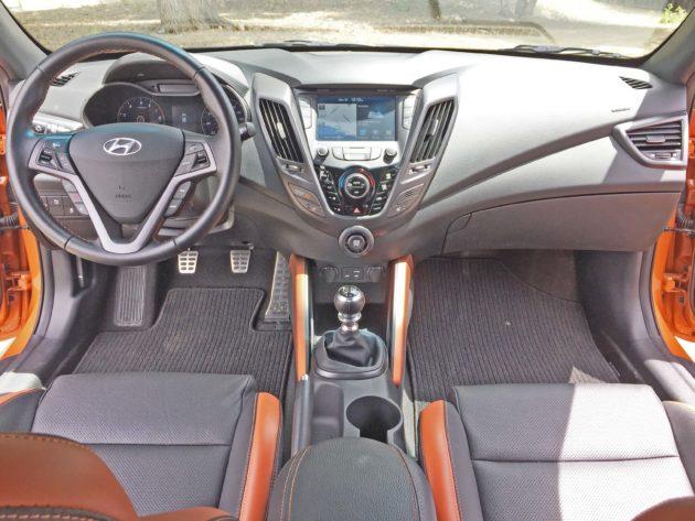 Hyundai Veloster Turbo Dsh