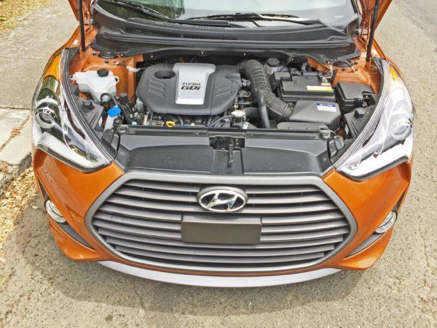 Hyundai Veloster Turbo Eng