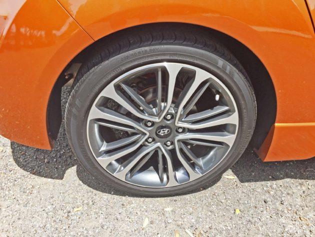 Hyundai Veloster Turbo Whl