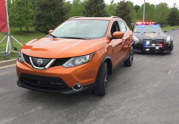 Nissan Rogue Sport Bstd