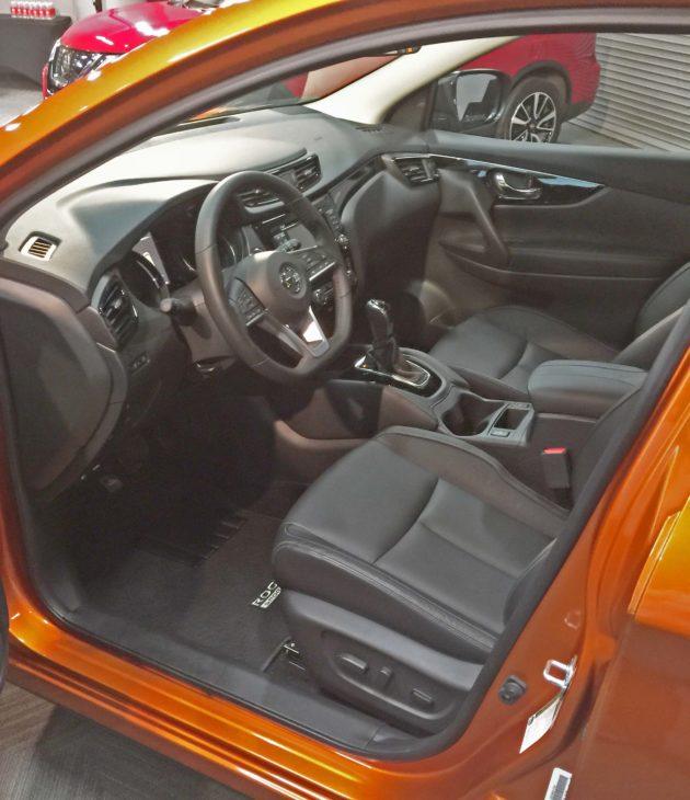 Nissan Rogue Sport Int