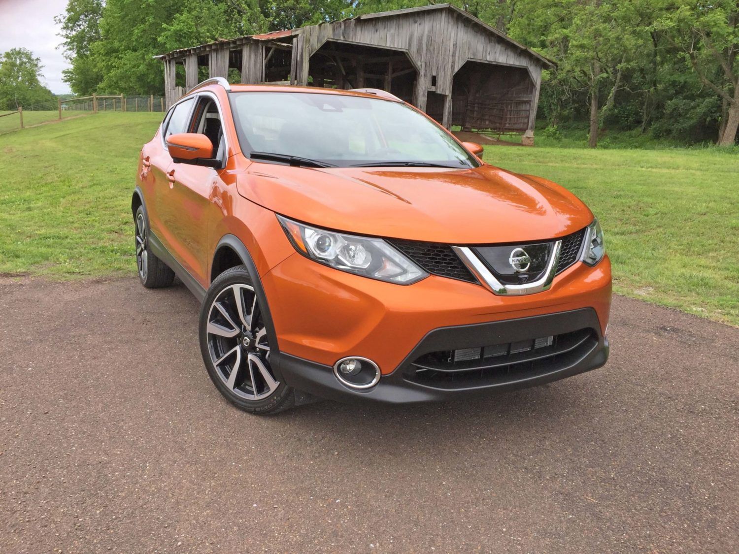 Nissan Rogue Sport RSF