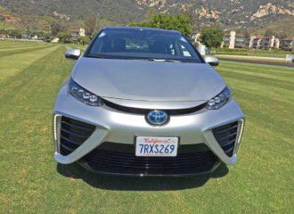 Toyota-Mirai-Nose
