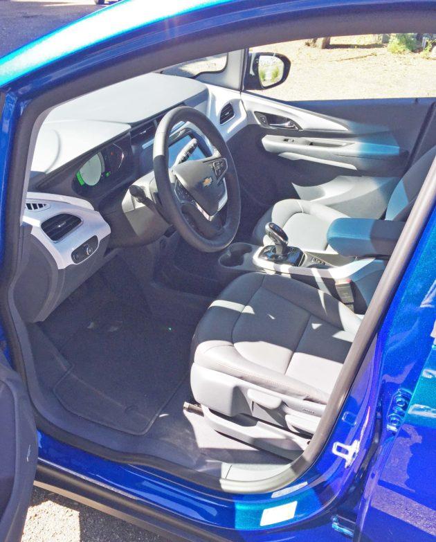 Chevy Bolt EV Int