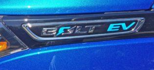 Chevy Bolt EV Logo