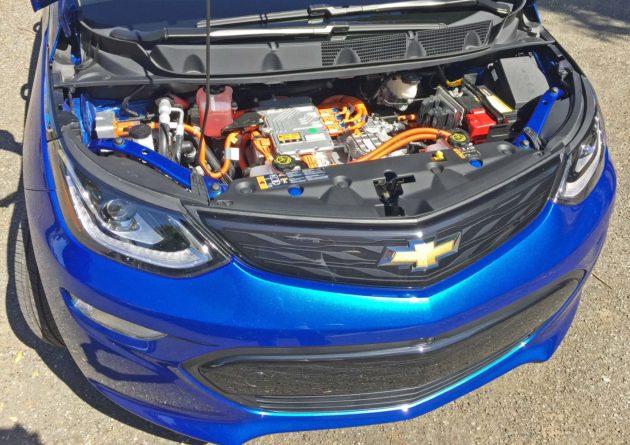 Chevy Bolt EV Motr