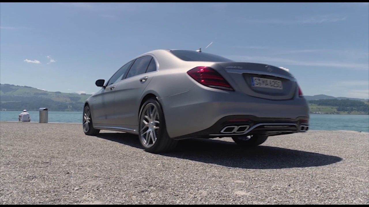 THE NEW MERCEDES S CLASSnbsp