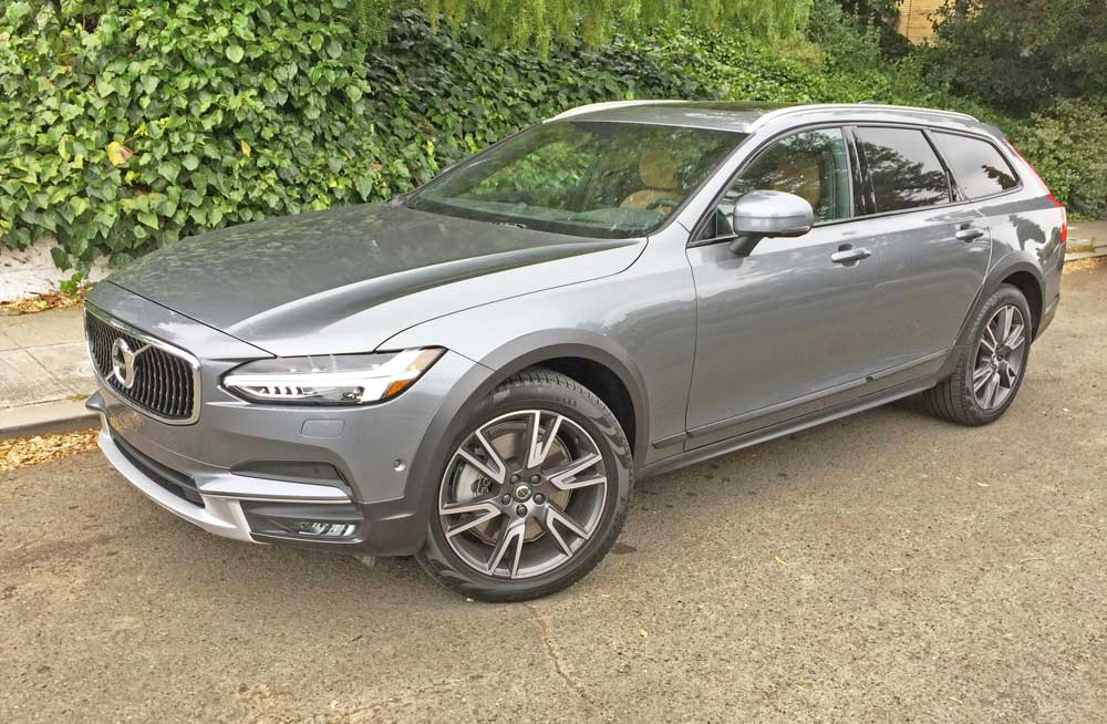 2017 Volvo V90 Cross Country Awd Test Drive Our Auto Expert