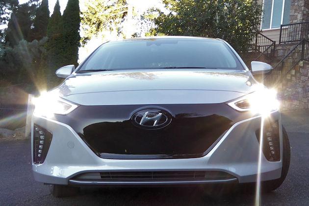 2017 Hyundai Ioniq Test Drives
