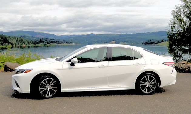 2018 Toyota Camry?Test Drive