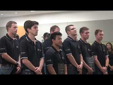 Infiniti Engineering Academy Winner Exclusivenbsp