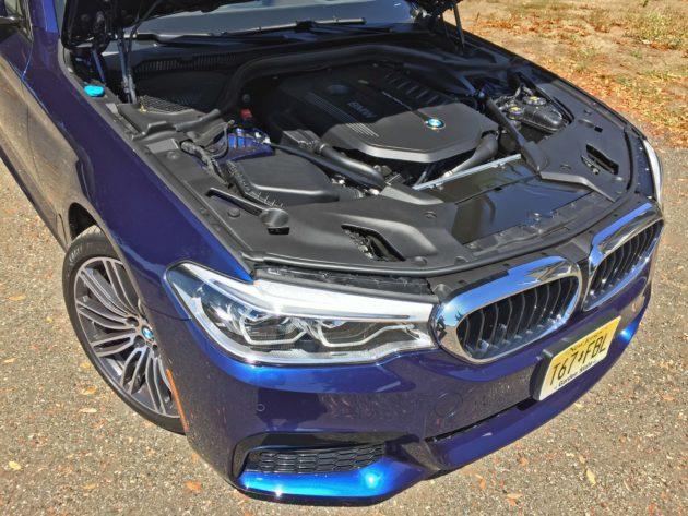 BMW 540i Eng