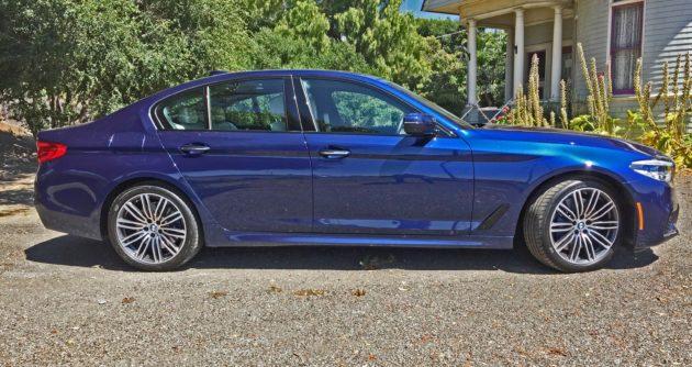 BMW 540i RSD