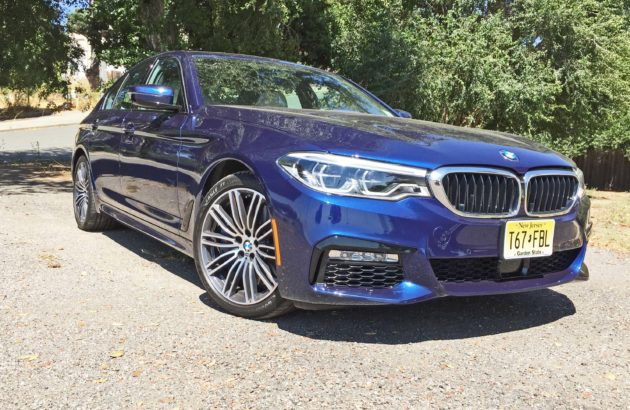 2017 BMW 540i Sedan Test Drive | Our Auto Expert