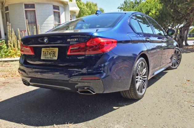 BMW 540i RSR