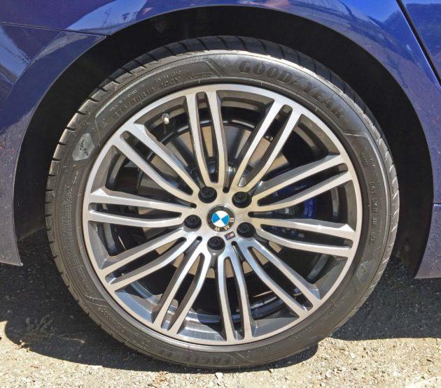 BMW 540i Whl