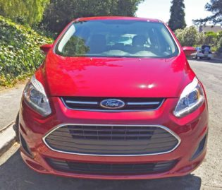Ford-C-Max-Hybrid-Nose