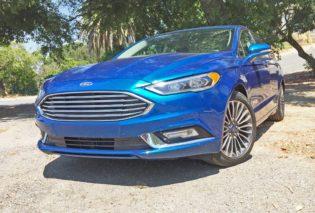 Ford Fusion Hybrid LSF