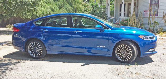 Ford Fusion Hybrid RSD