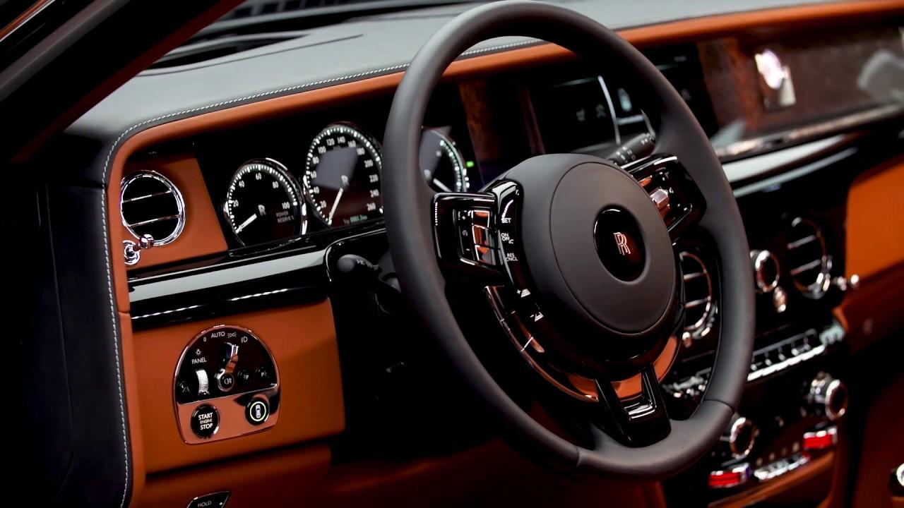 New Rolls Royce Phantomnbsp