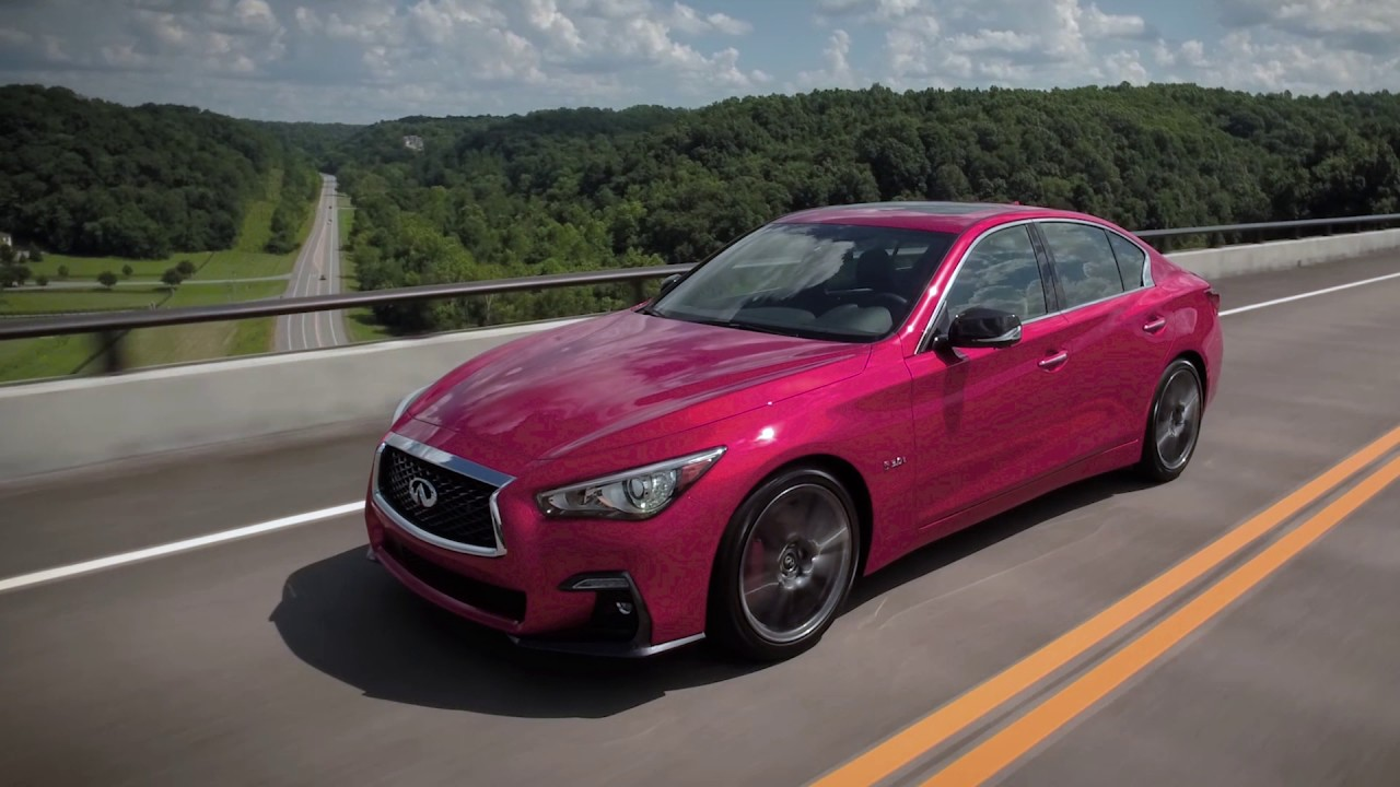HOW SAFE IS THE NEW INFINITI Q50nbsp