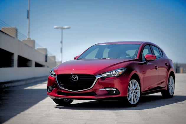 2018 Mazda3?Test Drive