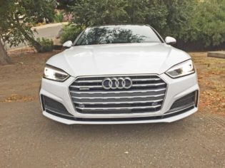 Audi-A5-Coupe-Nose