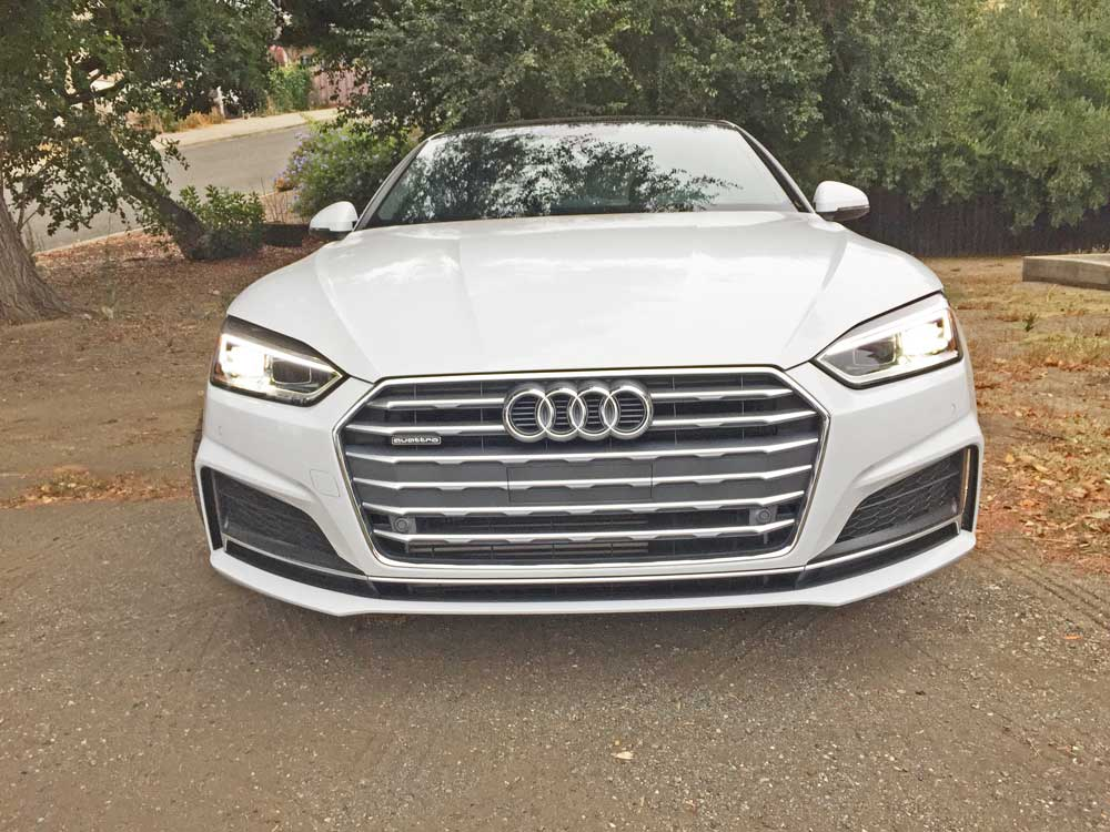 Audi-A5-Coupe-Nose