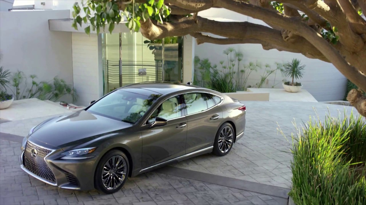 5 THINGS TO KNOW ABOUT THE NEW LEXUS LSnbsp