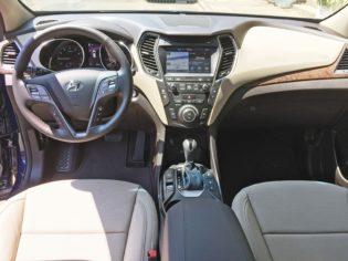 Hyundai Santa Fe Sport Dsh