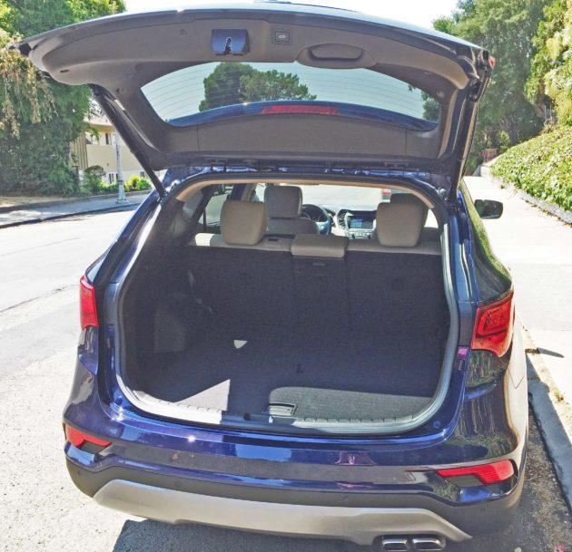 Hyundai Santa Fe Sport Gte