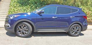 Hyundai Santa Fe Sport LSD