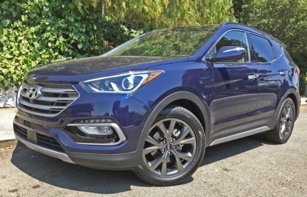 Hyundai Santa Fe Sport LSF