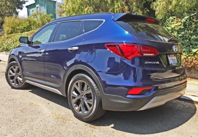 Hyundai Santa Fe Sport LSR