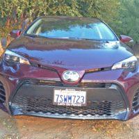 ToyotaCorolla50thNosenbsp