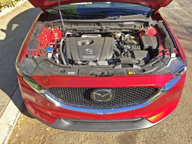 Mazda CX-5 GT Eng