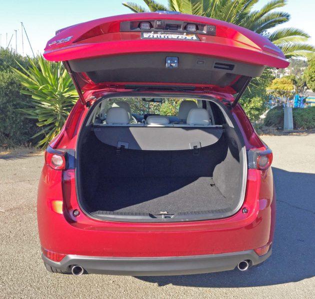 Mazda CX-5 GT Gte