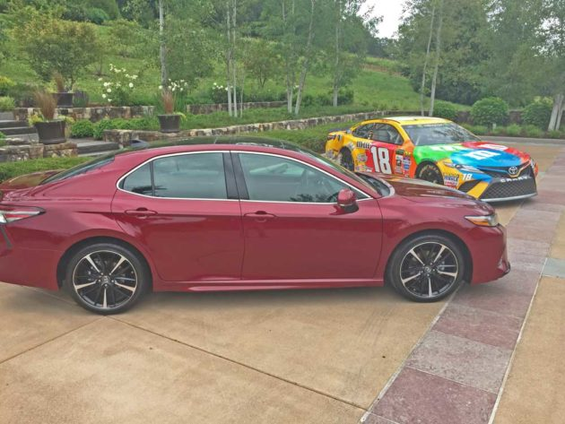 Toyota-Camry-NASCAR