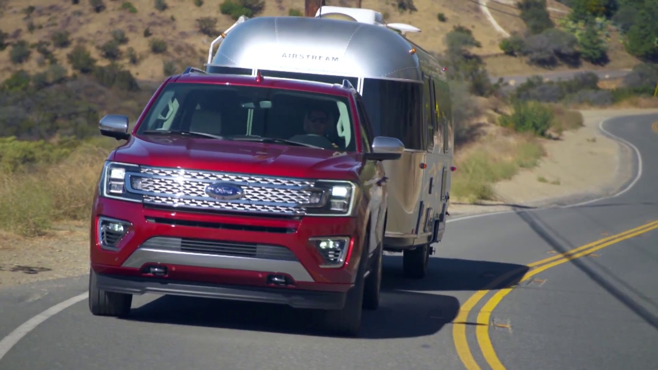 First Drive 2018 Ford Expeditionnbsp