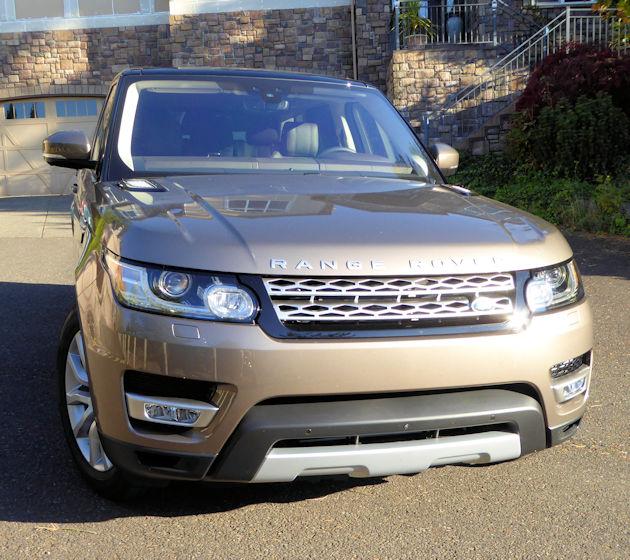 Land Rover Ranger Rover Sport Td6