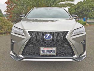 Lexus-RX-450h-F-Sport-Nose