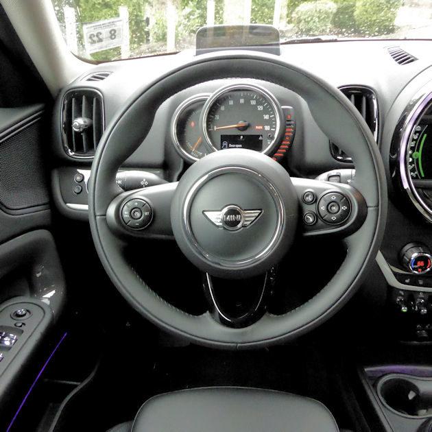2018 Mini Cooper S E Countryman ALL4 Test Drive | Our Auto