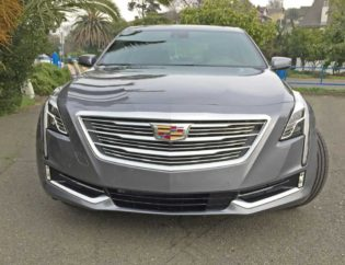 Cadillac-CT6-Nose