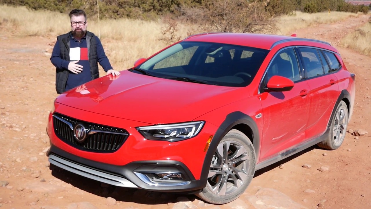 FIRST DRIVE 2018 BUICK TOURX