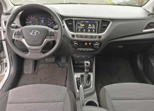Hyundai-Accent-Limited-Dsh
