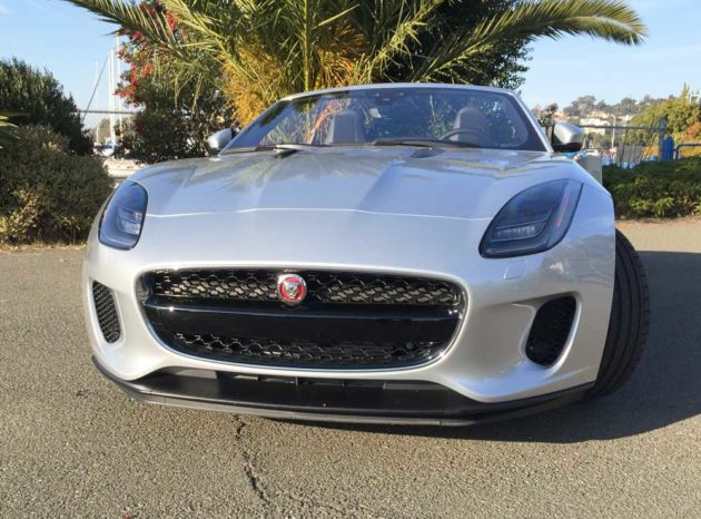 Jaguar-F-Type-Nose