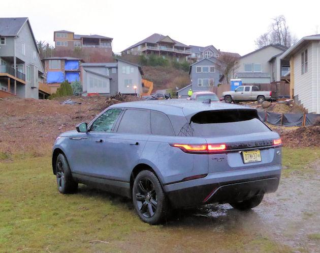 2018 Land Rover Range Rover Velar Test Drive