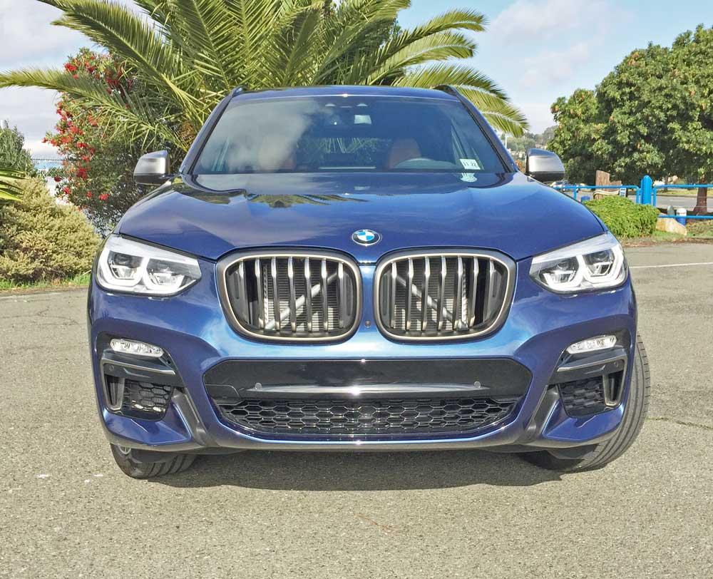 BMW-X3-M40i-Nose